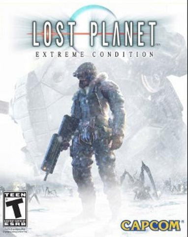Lost Planet: Extreme Condition, qbo-one-digital-games
