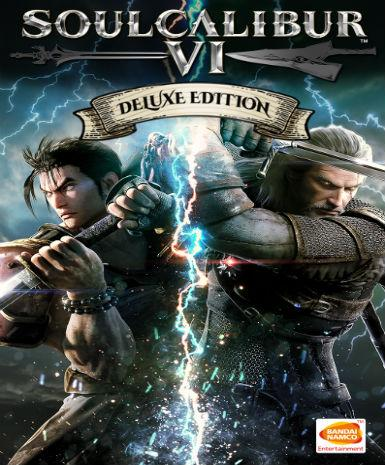 Soulcalibur VI (Deluxe Edition), [product_type]
