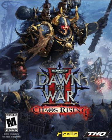 Warhammer 40,000: Dawn of War II - Chaos Rising, [product_type]