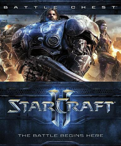 StarCraft 2 Battlechest, [product_type]
