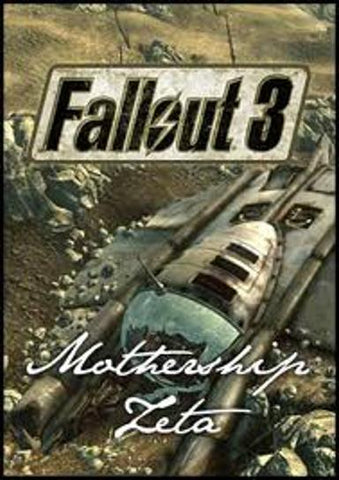 Fallout 3 - Mothership Zeta (DLC), [product_type]