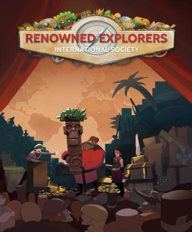 Renowned Explorers: International Society, qbo-one-digital-games