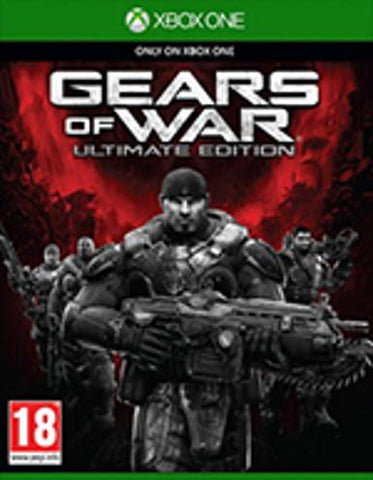 Gears of War: Ultimate Edition - Xbox One, [product_type]