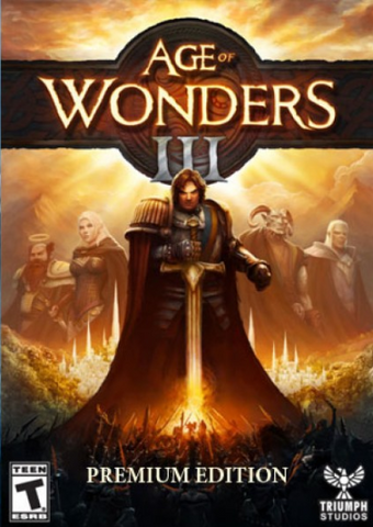 Age of Wonders 3 (Deluxe Edition), STEAM