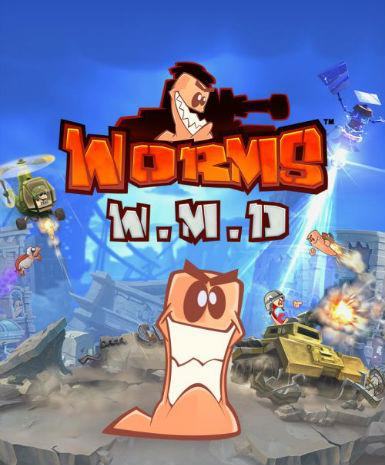 Worms W.M.D, [product_type]