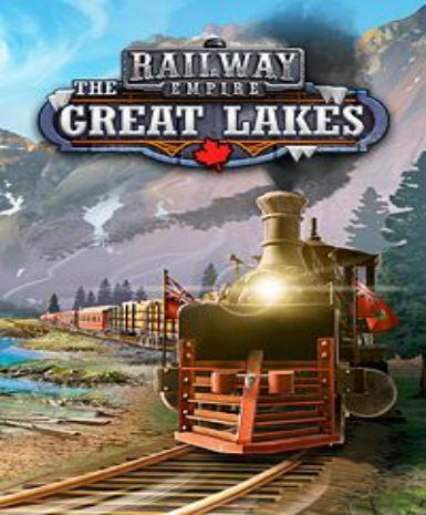 Railway Empire - The Great Lakes (DLC), [product_type]