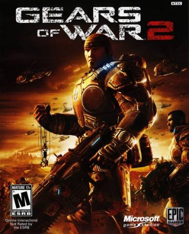 Gears of War 2, [product_type]