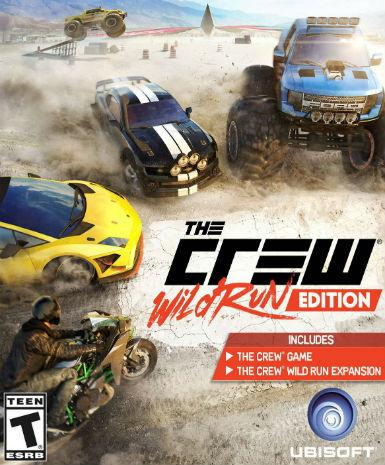 The Crew: Wild Run Edition (incl. base game and DLC), qbo-one-digital-games