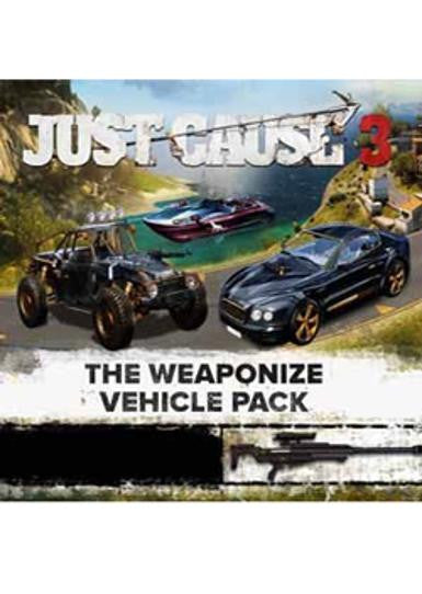 Just Cause 3 - Weaponized Vehicle Pack (DLC)