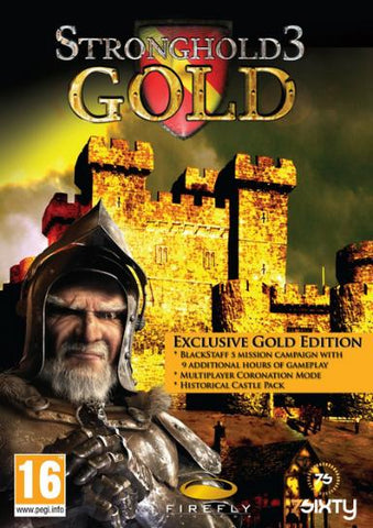 Stronghold 3 (Gold Edition), [product_type]