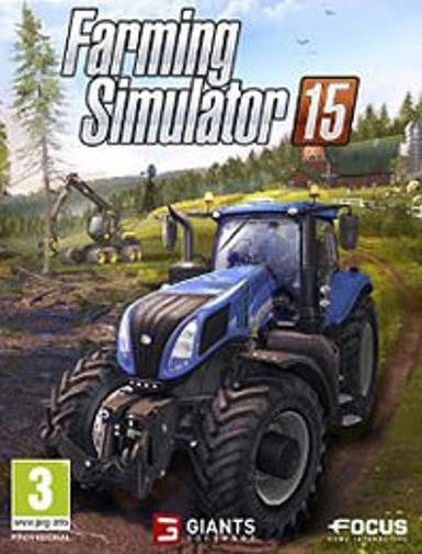 Farming Simulator 15 (Gold Edition)