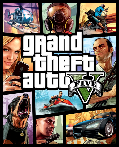 Grand Theft Auto V GTA, [product_type]