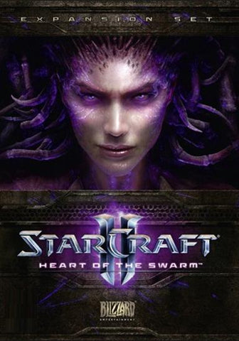 StarCraft 2: Heart of Swarm, [product_type]