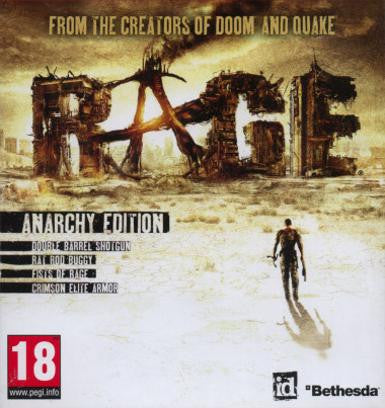 Rage - Anarchy Edition Pack (DLC)