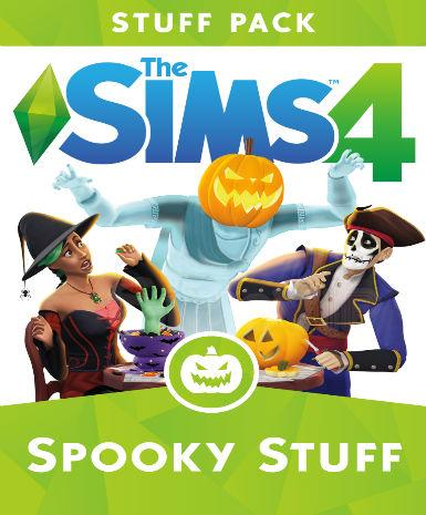 The Sims 4: Spooky Staff