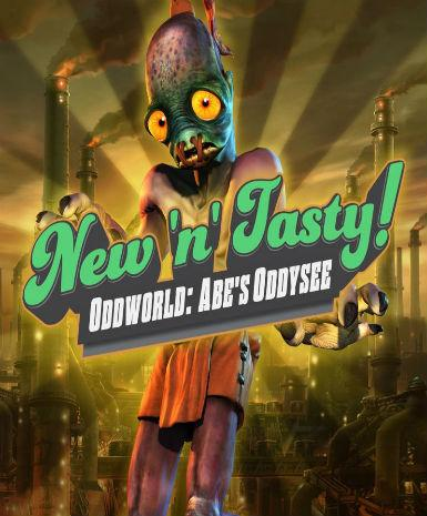Oddworld: New 'n' Tasty, [product_type]