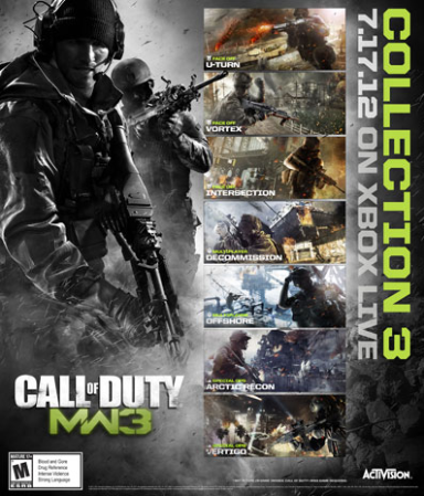 Call of Duty: Modern Warfare 3 - Collection 3 (DLC)