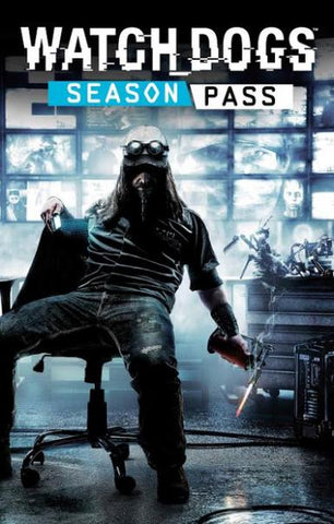 Watch_Dogs - Season Pass (DLC), [product_type]