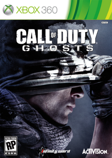 Call of Duty: Ghosts Xbox 360 (incl. Season Pass, Soundtrack DLC)