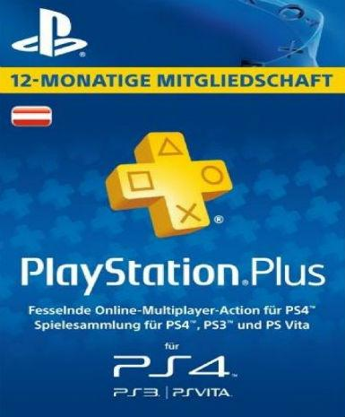 Playstation Network Card (PSN) 365 days (Austrian), qbo-one-digital-games