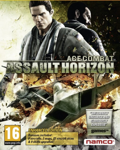 Ace Combat: Assault Horizon (Enhanced Edition), STEAM