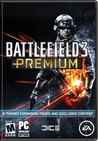 Battlefield 3 Premium Pack, Origin