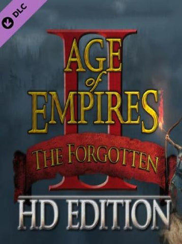 Age of Empires II HD - The Forgotten (DLC), STEAM