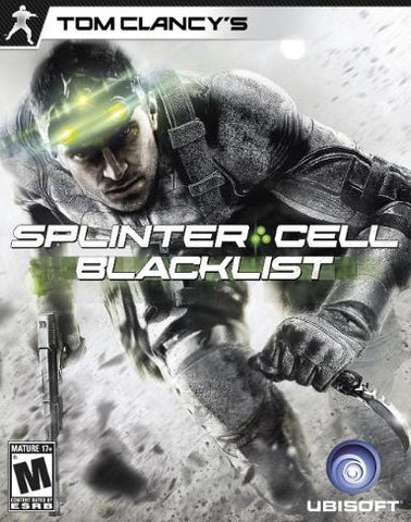 Tom Clancys Splinter Cell Blacklist, [product_type]