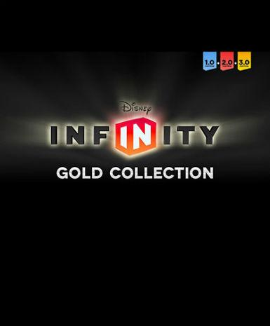 Disney Infinity Gold Collection, [product_type]