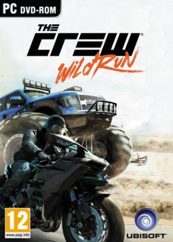 The Crew: Wild Run (DLC), [product_type]