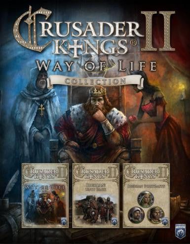 Crusader Kings II - Way of Life Collection (DLC)