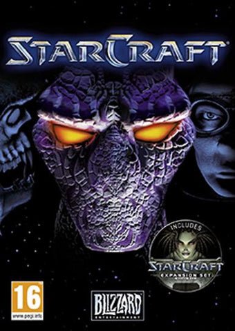 StarCraft (incl. Brood War), qbo-one-digital-games
