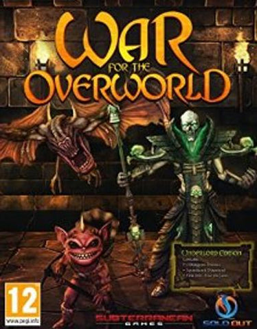 War for the Overworld, [product_type]
