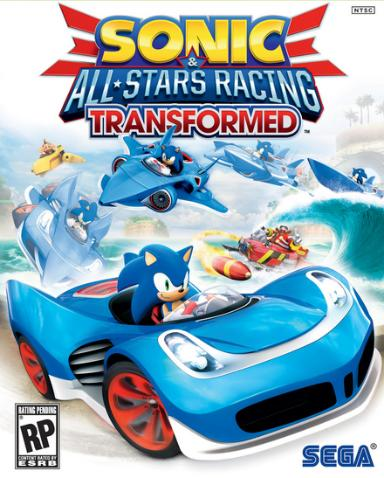 Sonic & All Stars-Racing Transformed, [product_type]