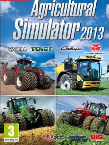 Agricultural Simulator 2013, STEAM