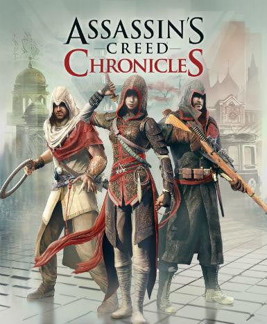 Assassin's Creed Chronicles, Uplay