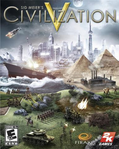 Civilization 5, [product_type]