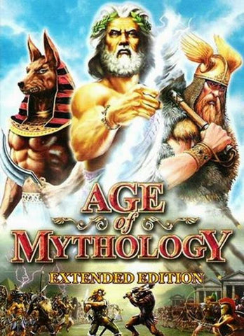 Age of Mythology (Extended Edition), STEAM