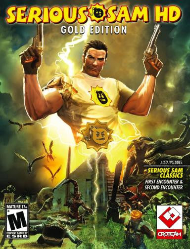 Serious Sam HD (Gold Edition)