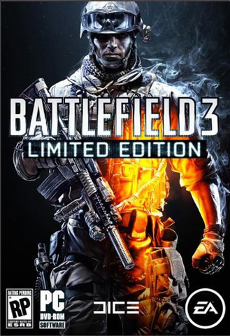 Battlefield 3 (Limited Edition incl. Back to Karkand), Origin