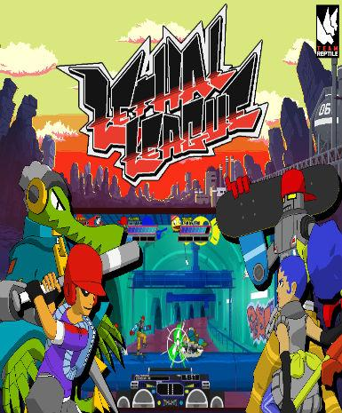 Lethal League, [product_type]
