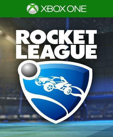 Rocket League - Xbox One, [product_type]