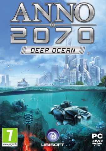 Anno 2070: Deep Ocean, Uplay