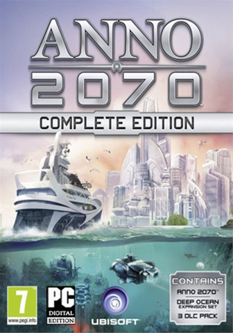 Anno 2070 (Complete Edition), Uplay