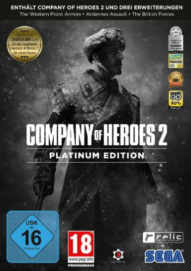 Company of Heroes 2 (Platinum Edition)