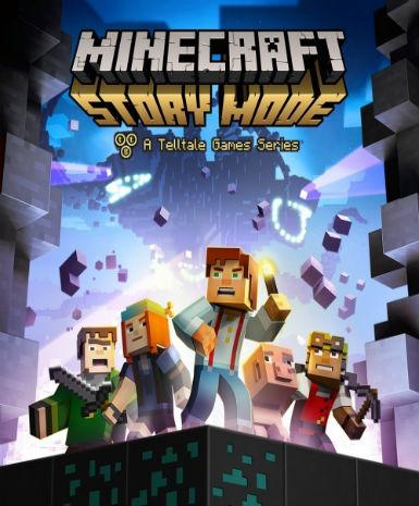 Minecraft: Story Mode - A Telltale Games Series, qbo-one-digital-games