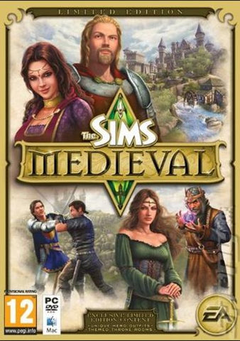 The Sims Medieval, [product_type]