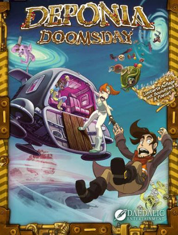 Deponia Doomsday, [product_type]