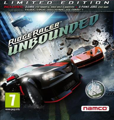 Ridge Racer Unbounded (Limited Edition)