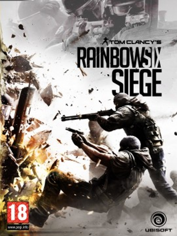 Tom Clancy's Rainbow Six: Siege, [product_type]